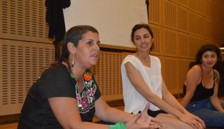 Hoy 9M entrevista a Romina Chiesa, funcionaria con un alto compromiso con la mujer