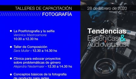 Congreso de Tendencias Escénicas & Audiovisuales