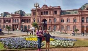 La casa más importante de Argentina. Casa Rosada