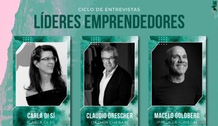 Entrevistas a LIDERES EMPRENDEDORES