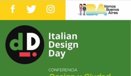 Participá del Día del Diseño Italiano