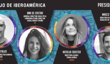 El Ojo de Iberoamérica presenta a los Presidentes de  El Ojo Vía Pública, El Ojo Sports, El Ojo PR y El Ojo Media