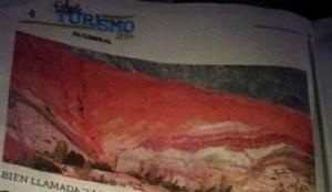 Esta imágen pertenece al diario El Liberal de Santiago del Estero.