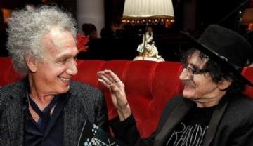 Impacto visual en Argentina con esta dos leyendas del Rock