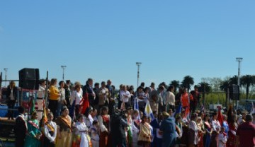 La ciudad de Berisso con un festejo único en Argentina