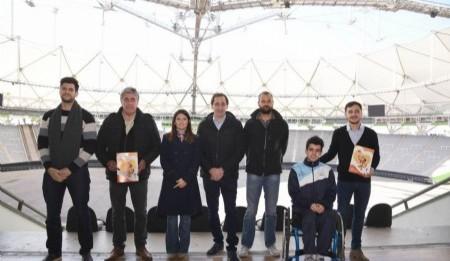 La Antorcha olímpica, este símbolo deportivo recorrerá la ciudad de La Plata