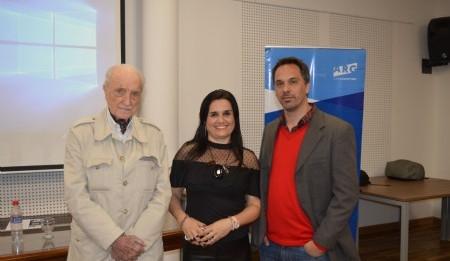 Talento y reconocimiento del 33 Festival Internacional de Cine de Mar del Plata en la Casa Curutchet