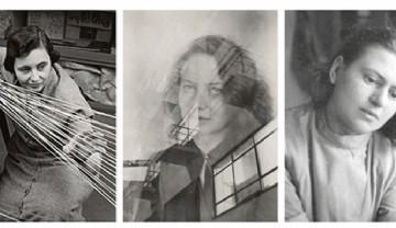 Las mujeres de la Bauhaus: pioneras y vanguardistas
