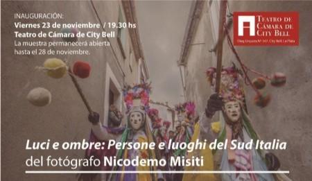 Muestra fotográfica del sur de Italia