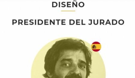 Javier Aristu, Presidente del Jurado en Diseño. Fundador de Aristu & Co.
