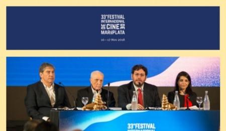 El Festival Internacional de Cine de Mar del Plata fue presentado este jueves al mediodía, en el Museo Nacional de Arte Decorativo.