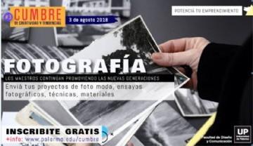 FOTOGRAFÍA en la  Cumbre de Creatividad y Tendencias