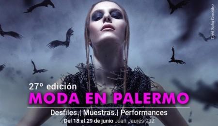 27º Edición - Ciclo Moda en Palermo 2018
