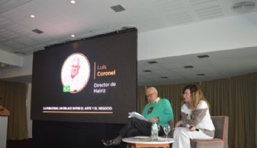 Entrevista a Luiz Coronel de Brasil