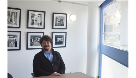 Arq. y Director de la Casa Curutchet Julio Santana- Patrimonio Mundial de la UNESCO- Foto: Dopler Agencia de Diseño - Todos los derechos reservados