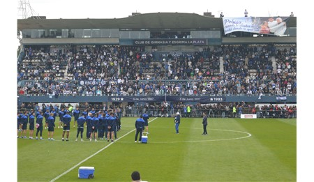 Hoy se cumplen 2 años del debut de Diego Armando Maradona en Gimnasia y Esgrima de La Plata