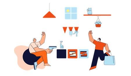 Diseñar nuevos espacios para ingresar al hogar
