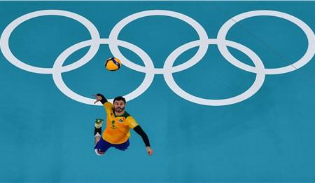 Los iconos de los Juegos Olímpicos, están animados, por primera vez en la historia de la gráfica