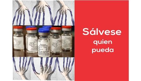 Indignación nacional. Argentina reina de las vacunas VIP