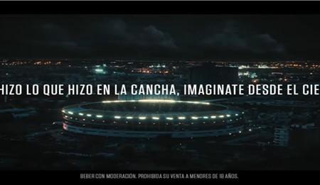 Llega la Copa América 2021 y con ella Tiro Libre, la emotiva publicidad sobre Diego Maradona