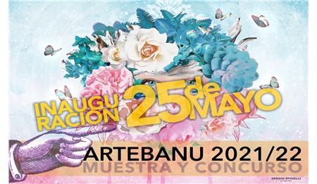 25 de Mayo. La patria celebra el arte que trasciende culturas con la inauguración de ARTEBANU21