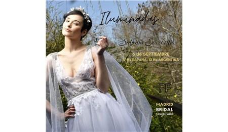 La diseñadora de moda Sabrina Iacobellis nos invita a participar de Madrid Bridal Fashion Week 2021