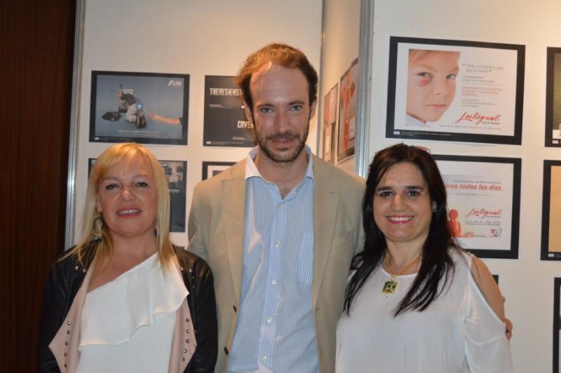 Foto: Lic Jimena Cepeda y Dra. Mariela Lopazzo Dopler Agencia de Noticias de Diseño. Todos los derechos reservados