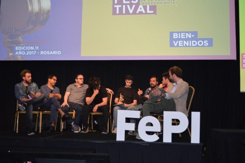 Jurados y conferencistas del último día de FePI2017