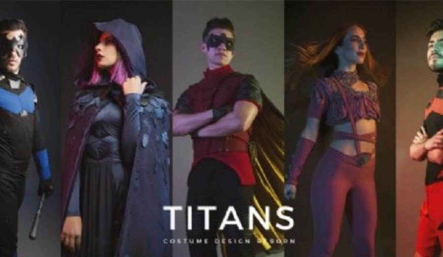 universidad UNIVERSIDAD DE MONTERREY diseñador ILSE ANAHÍ MARTÍNEZ OCHOA proyecto TITANS: COSTUME DESIGN REBORN