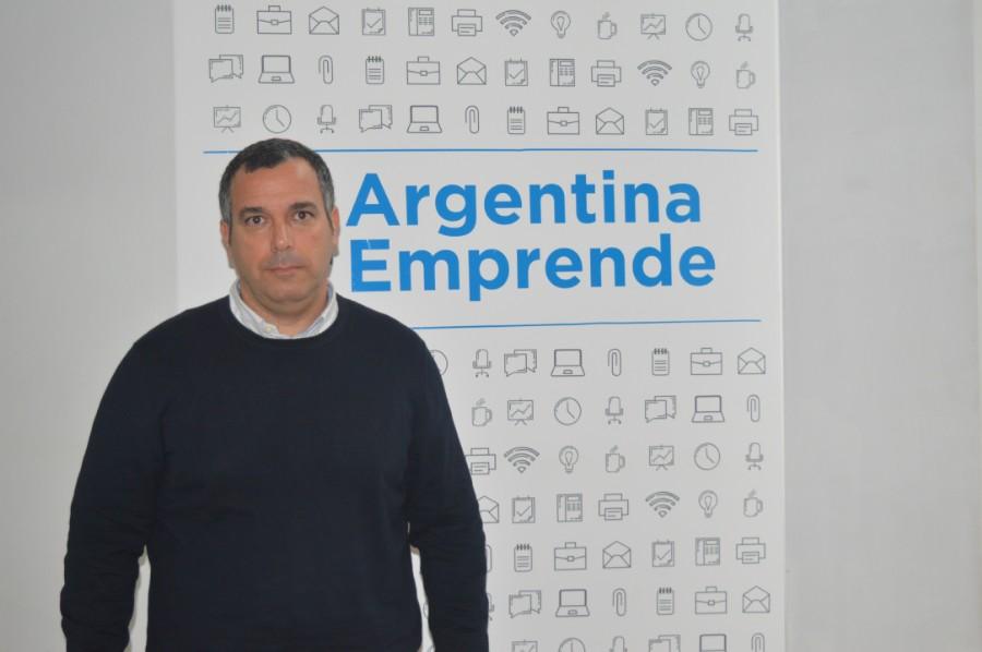 Pablo Alvarez Subsecretario de Desarrollo Económico de la ciudad de La Plata. Foto: Dopler Agencia de Noticias de Diseño. Todos los derechos reservados.