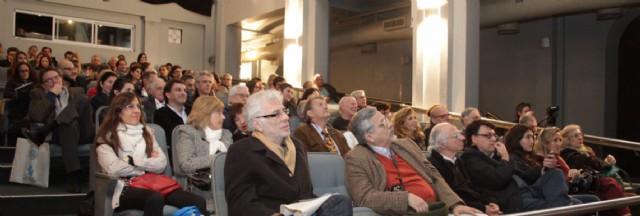 Auditorio El Aleph del Centro Cultural Recoleta