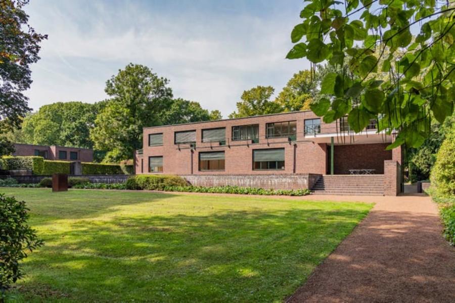 Las magníficas casas de Ludwig Mies van der Rohe, en Krefeld
