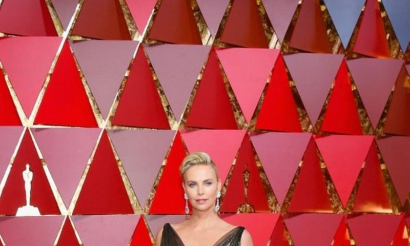 Charlize Theron (Kevork Djansezian/Getty Images)