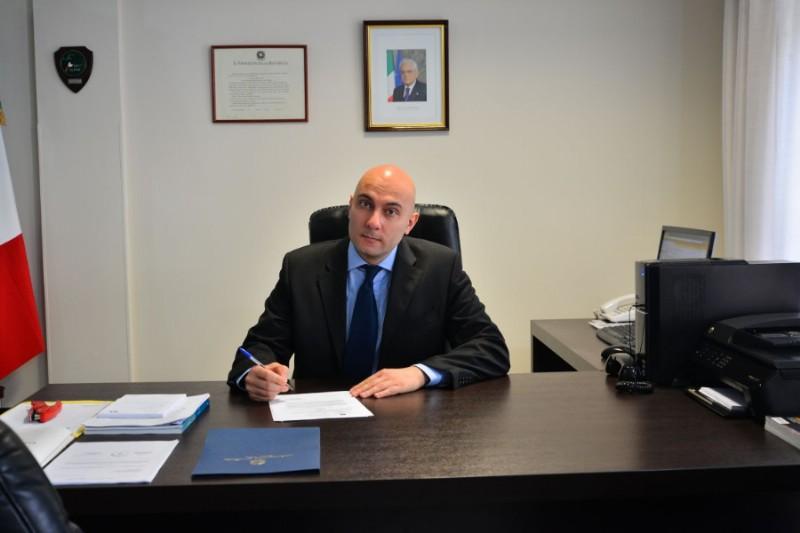 Iacopo Foti, Cónsul General de Italia en La Plata