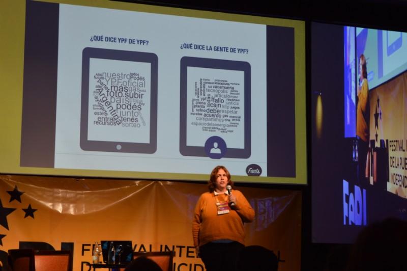 Entrevista a Raquel García Haymes, conferencista de FePI201