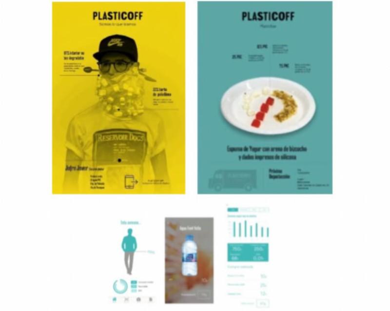 Imágenes del Proyecto PlasticOff