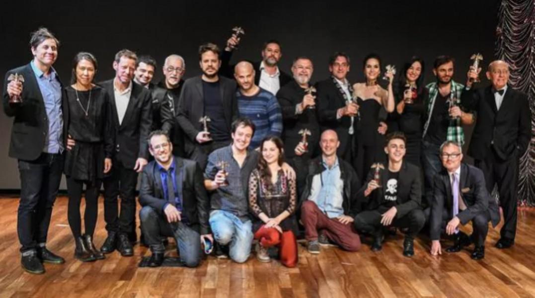Todos los ganadores Cóndor de Plata. Foto TELAM