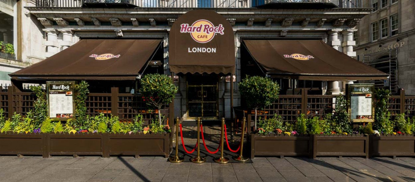 The Round Restaurant Manchester Menu
