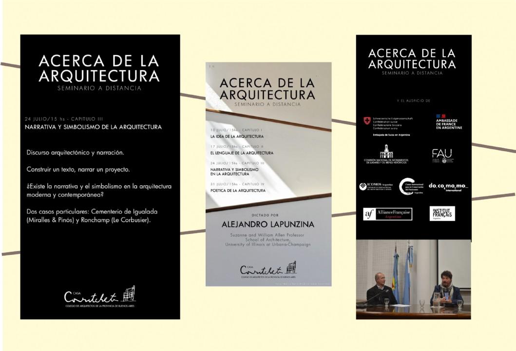 Foto: Información oficial de la Casa Curutchet
