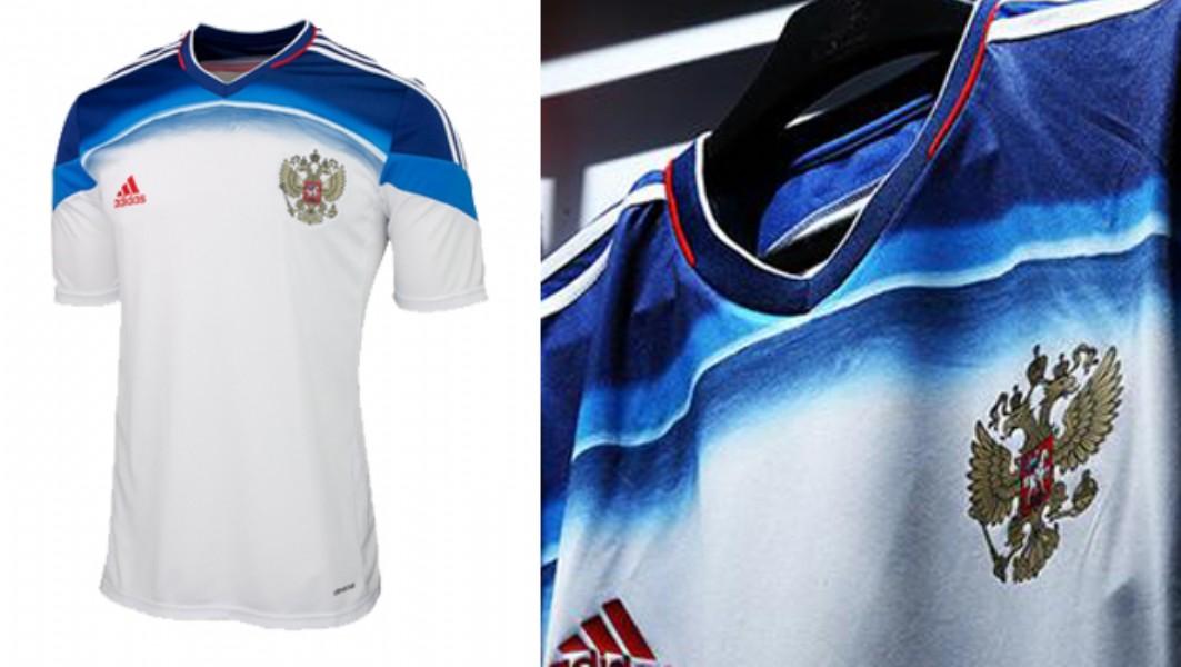 Copa Mundial  Las 10 mejores camisetas del Mundial Brasil 2014 fc3c203add772