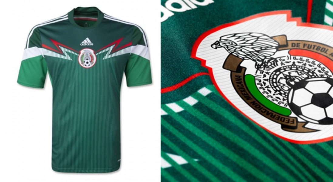 c38b86945f Copa Mundial  Las 10 mejores camisetas del Mundial Brasil 2014