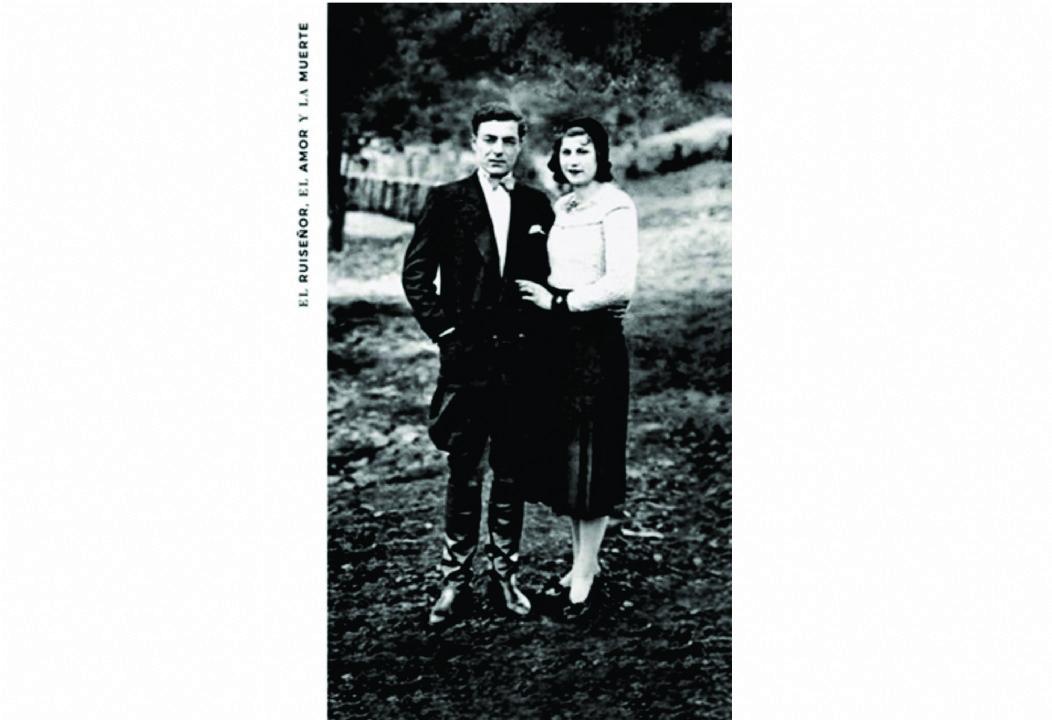 La portada del disco tiene a los padres del Indio Solari, José y Celina.