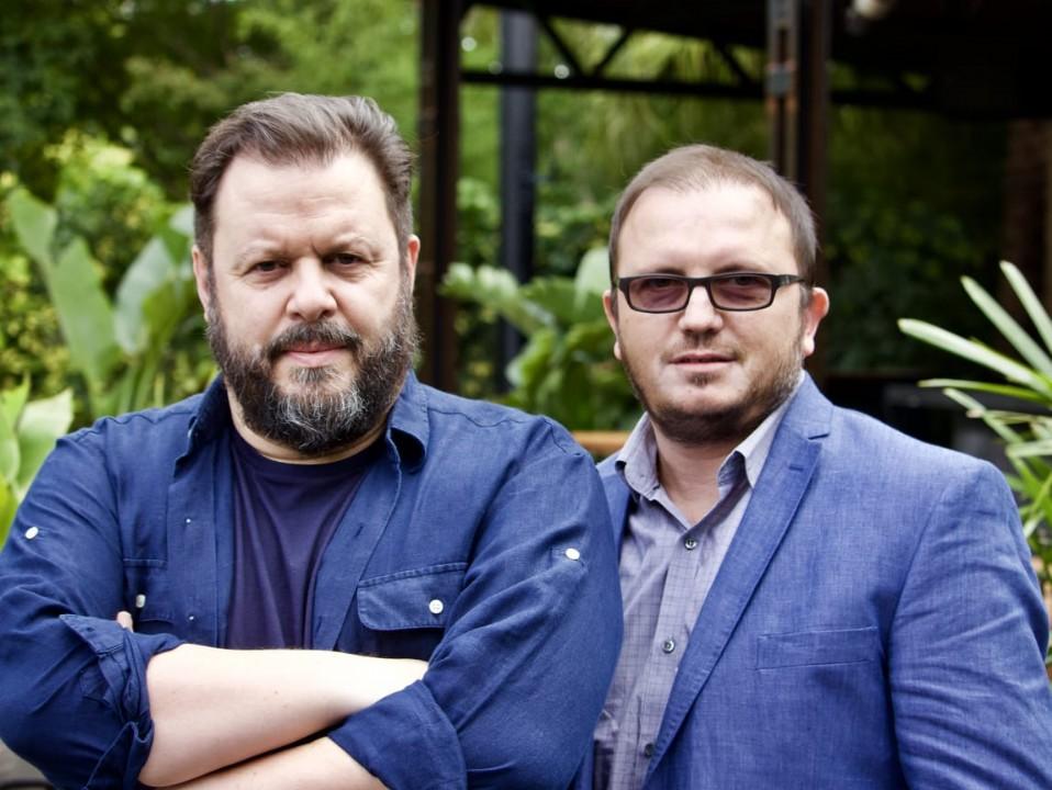 Esteban Martucci y Mariano Tejero Scopesi unidos con un proyecto en común, Ourselves