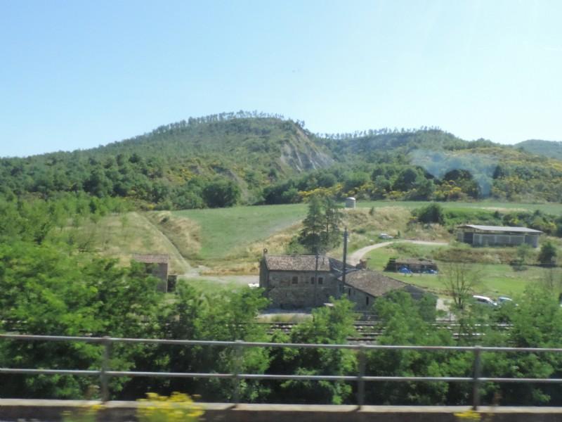 La Toscana. Foto Mariela Lopazzo