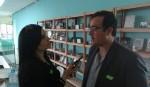 Fundación Proa, entrevistando al Intendente Darío Díaz de Añelo, Neuquén. Dopler Agencia de Noticias de Diseño - Todos los derechos reservados