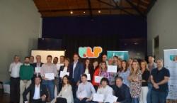 Presentación, disertación y agradecimientos del Subsecretario de Desarrollo Económico Pablo Alvarez. Foto: Dopler Agencia de Noticias de Diseño. Todos los derechos reservados