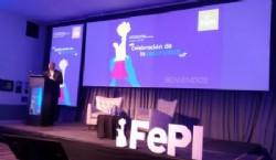 Osvaldo Palena Director presentando #FePI2018
