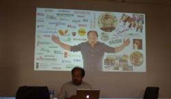 Juan Shakespear presente en el cierre de nuestro día del diseñador