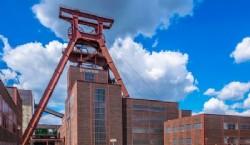 En 1986, Zollverein se desactivó como planta minera y comenzó su reconversión como espacio multi función
