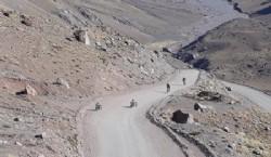 Alto camino de montaña. Foto: Productora Beirut